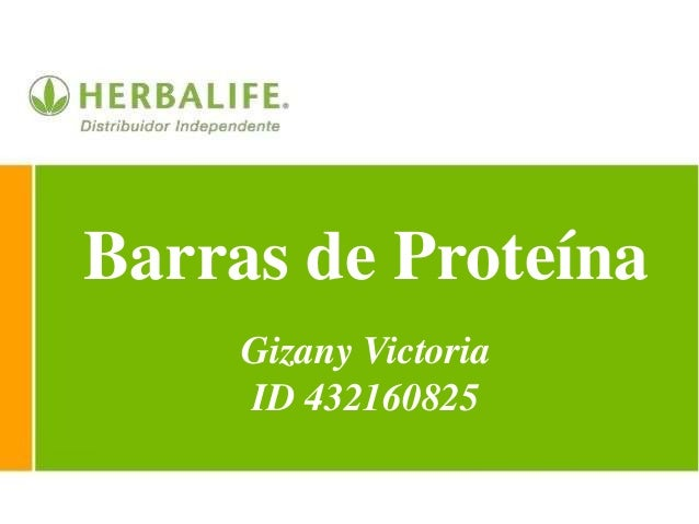 Barras de Proteína Gizany Victoria ID 432160825