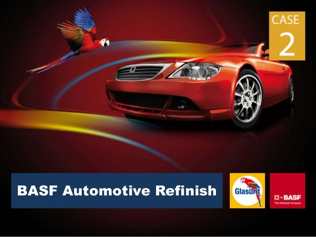 Copyright © Mercuri InternationalBASF Automotive Refinish