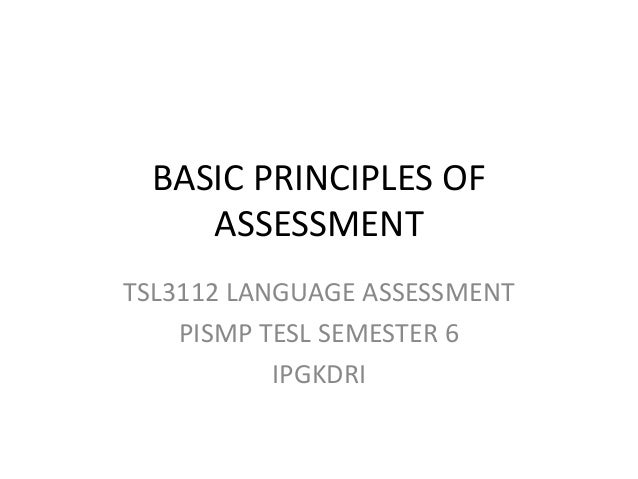 principles of assessment 4 essay 1-4 principles of eia administration and practice eia is one of a number of policy tools that are used to evaluate project proposals it is also a relatively recent development when compared to use of economic appraisal methods.