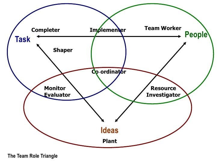 belbins theory Which of the two team roles approaches, firo or belbin, is 'best' both approaches are based on sound research the value of team-role theory is that it enables.