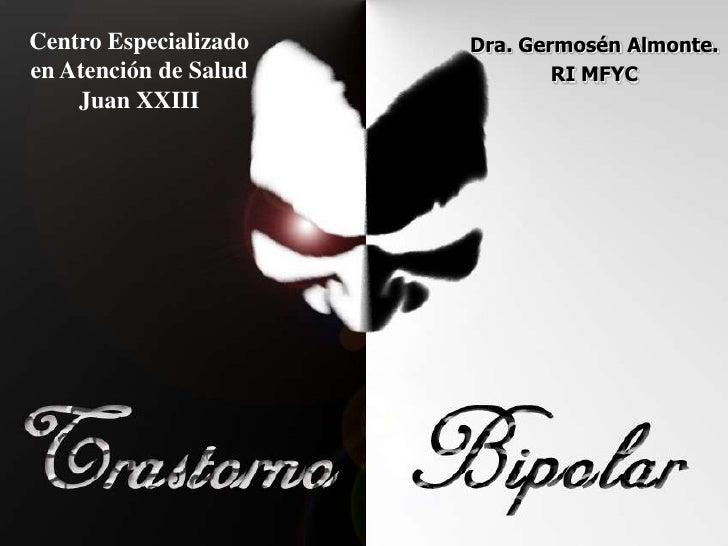 Centro Especializado   Dra. Germosén Almonte.en Atención de Salud           RI MFYC    Juan XXIII