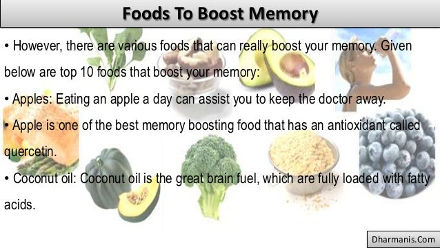 Food that helps increase memory power photo 5
