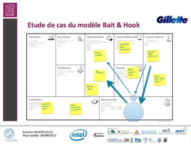Business Model(Externe)Pour twitter :#ICME2013FreemiumLa logique économique: Offrir gratuitement une version de base de vo...