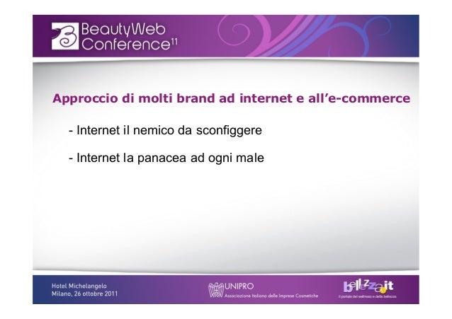E-commerce: le chiavi del successo Slide 3