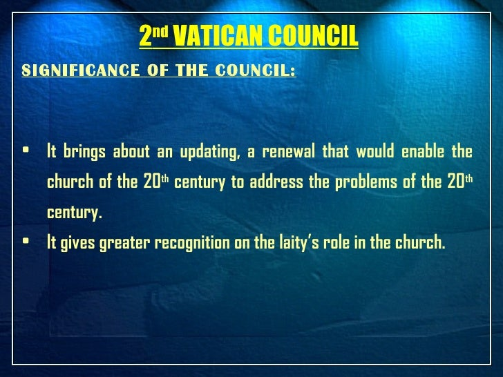 council of trent significance