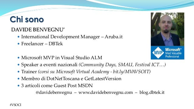 Continuous Integration con Visual Studio Online Slide 2