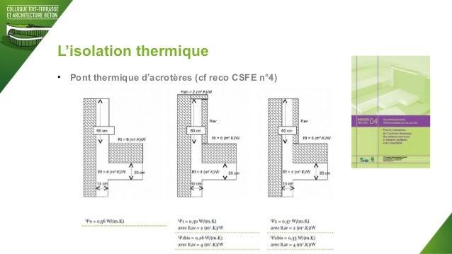 De Haute Qualite K) 30.06.2015; 19. Lu0027isolation Thermique ...