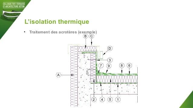 ... 20. Lu0027isolation Thermique ...