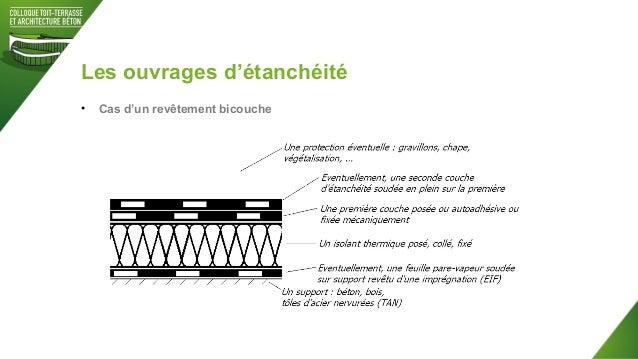 3 colloque toit terrasse philippe driat une etancheite. Black Bedroom Furniture Sets. Home Design Ideas