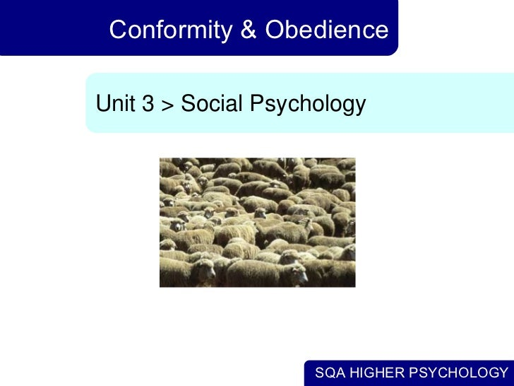 essays on social conformity