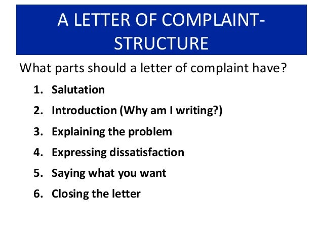 the power of a complaint letter essay Complaint letters to electricity department for over billing of power article  shared by  related essays: letter to the electricity department requesting them  to.