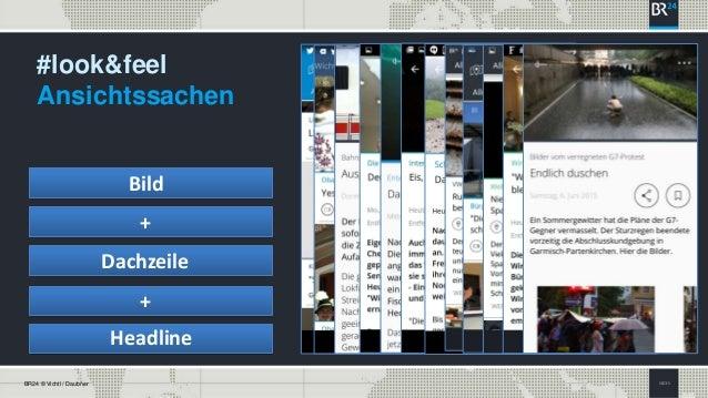 SEITE 5BR24 © Vichtl / Daubner #look&feel Ansichtssachen Bild + Dachzeile + Headline