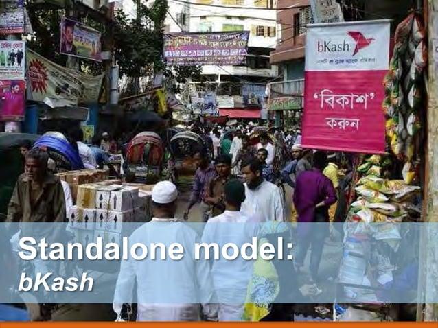 Standalone model: bKash 44