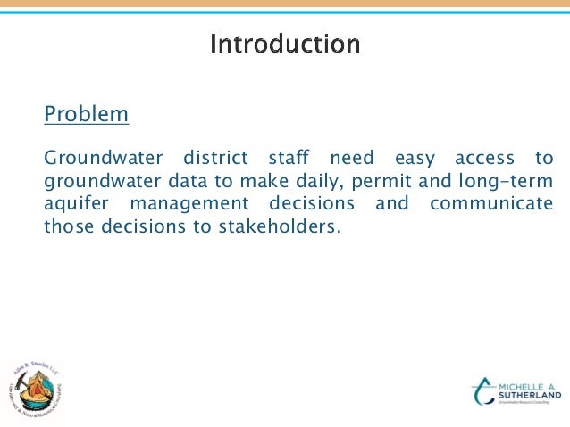 Interactive 3D Geological Models for Daily Operations, Permitting, and Stakeholder Communication Slide 3