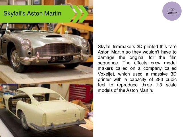 Skyfall S Aston Martin Skyfall Filmmakers