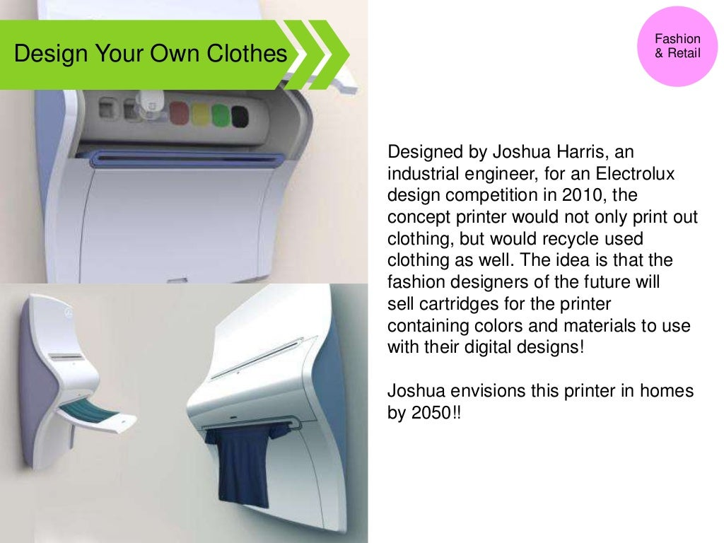 Design Your Own Clothes Designed
