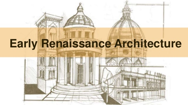 an account of the early renaissance How did the renaissance—as it occurred in italy and in other parts of europe—pioneer a new way of thinking about history itself  painting in the early italian.