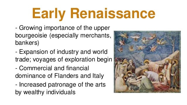 the history of the renaissance Professor chris witcombe of sweet briar college has perhaps the best organized collection of art history links on the web his renaissance links are divided into two.