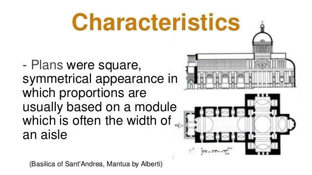 Renaissance Building Materials