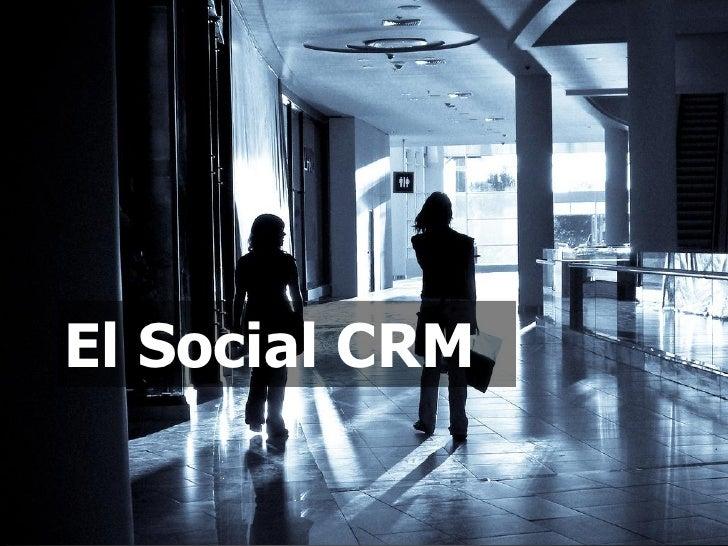 El Social CRM