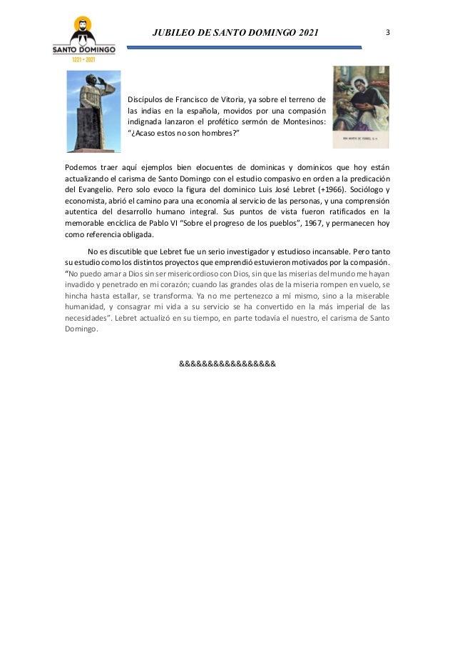 En Palencia: estudio compasivo (Tras los pasos de Santo Domingo de Guzmán Nº 3) Slide 3