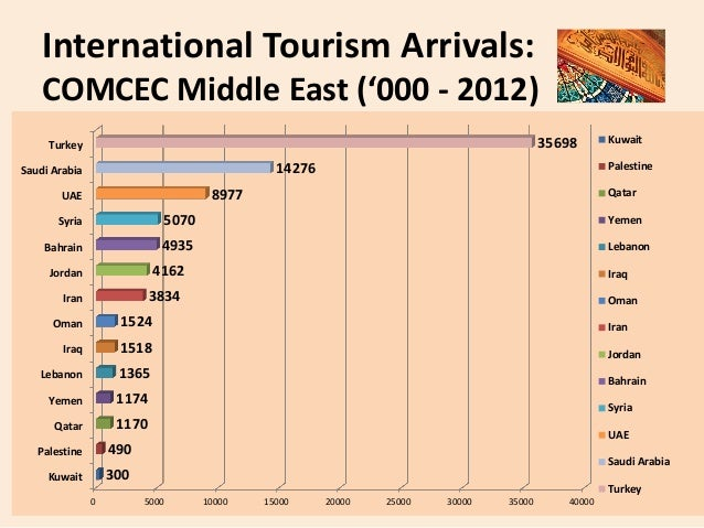 Enabling Tourism Investment Climate In The Comcec Region Challenges