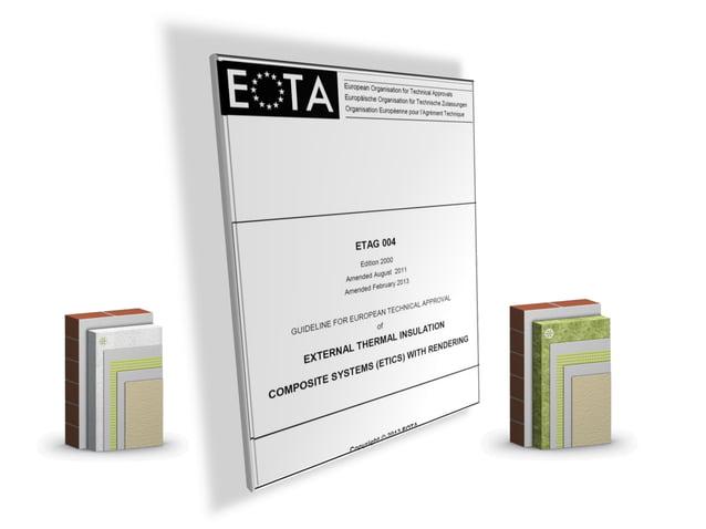 Galējo atbildību par komplektāciju uzņemas ETA īpašnieks. Sistēmā būvmateriāli tiek pārbaudīti gan atsevišķi, gan savstarp...