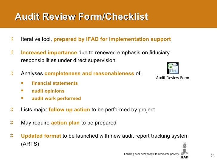 Audit ...  External Audit Report Template