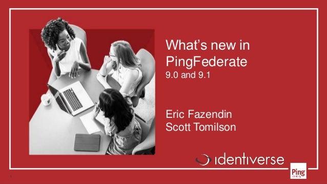Why Pingfederate