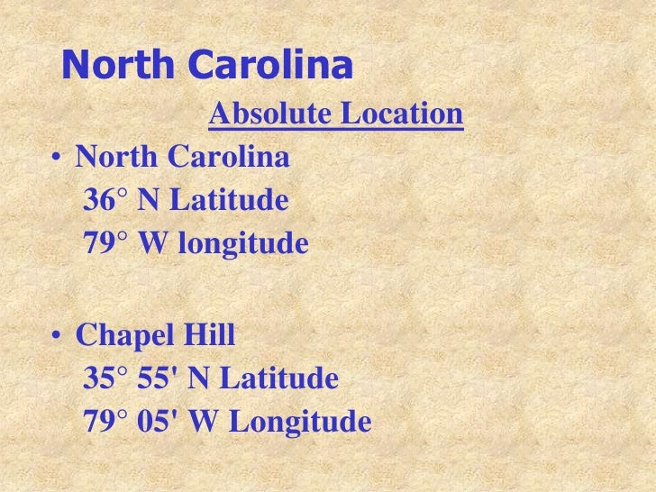 Five Themes Of Geography Nc on Absolute Location Grid