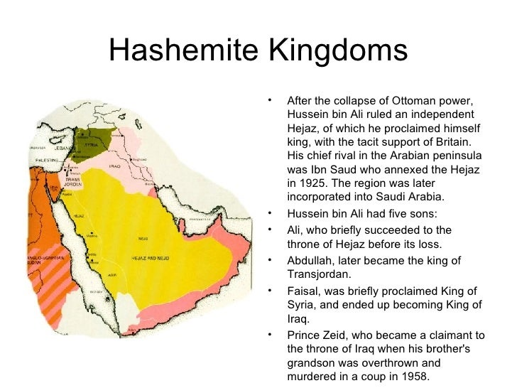 Formation of the state of israel