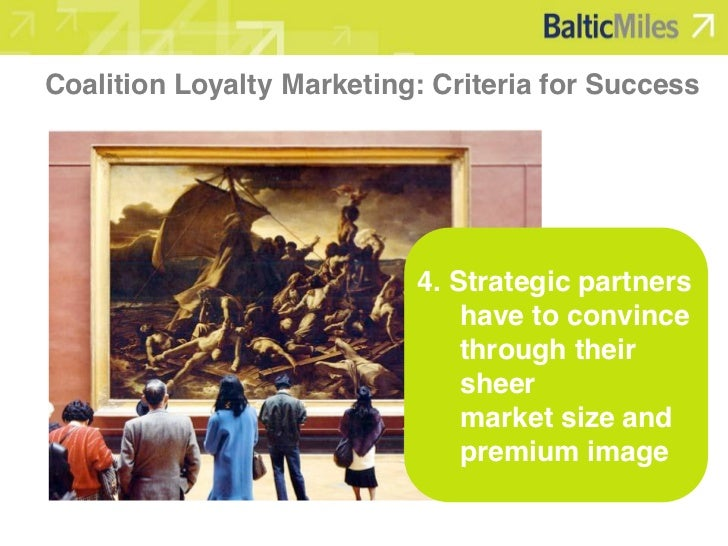 coalition loyalty program The rise of coalition loyalty programs consumers are looking for flexibility in rewards, and brands are providing it.