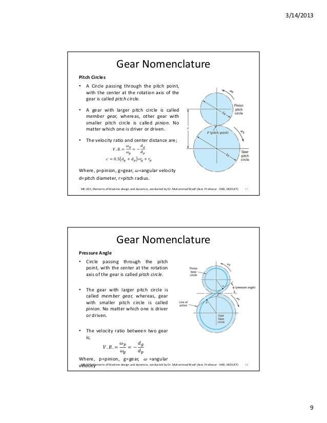 3 gear trains1 – Gear Ratio Worksheet