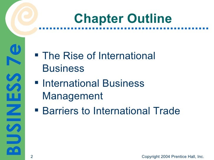 international business contexts Browse hierarchy sm0269: global and international business contexts back to gb: business and management kaplan module.