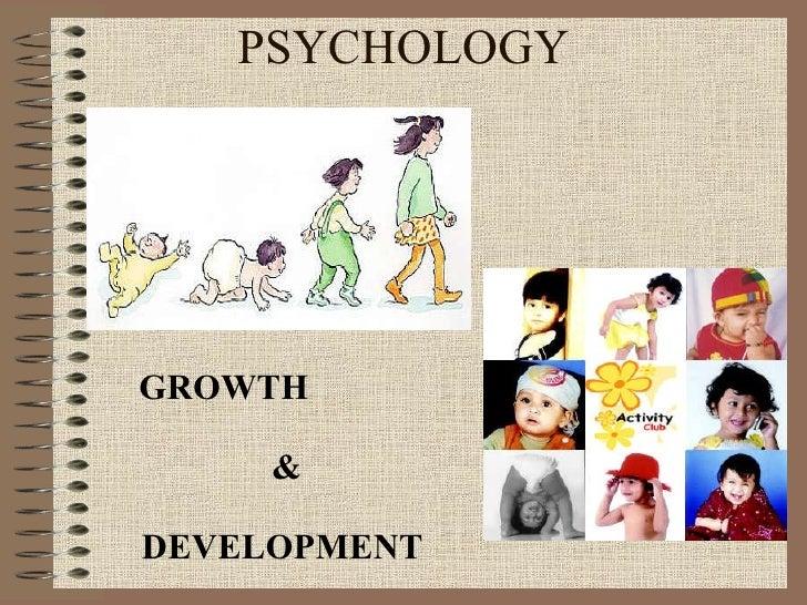 basic principle of child growth and development