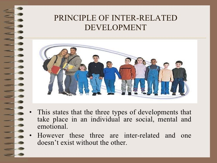 Inter Development growth n development with principles
