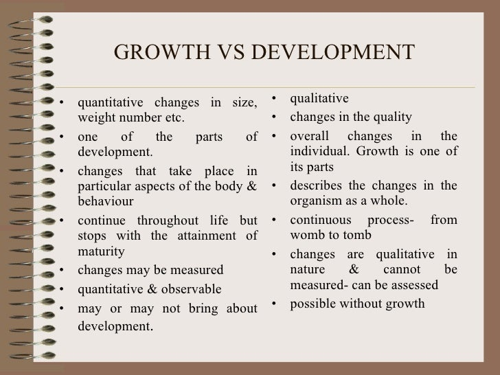developmental psychology term paper