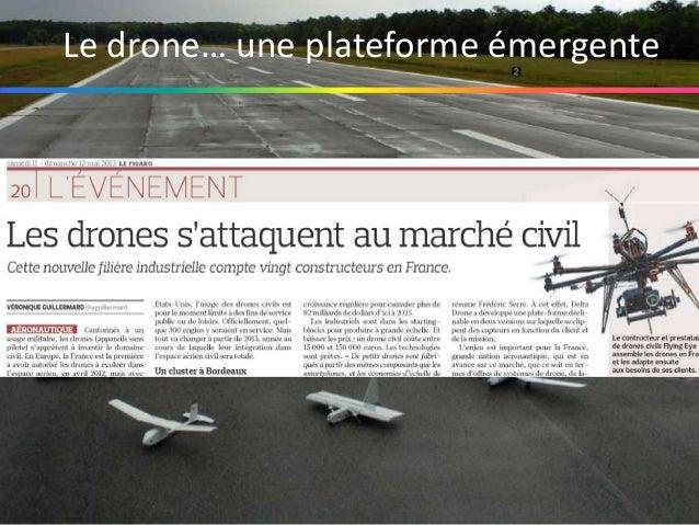 Un outil pour la configuration des paramètres d'acquisition d'images hyperspectrales depuis un drone Slide 2