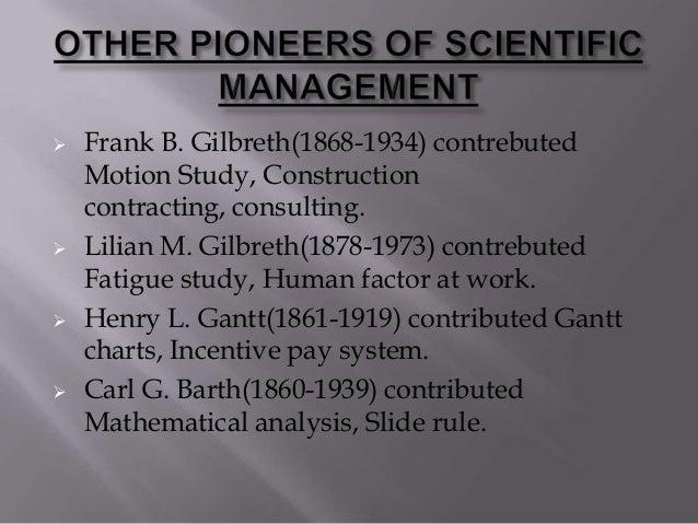 Frank Bunker Gilbreth, Sr. - Wikiquote
