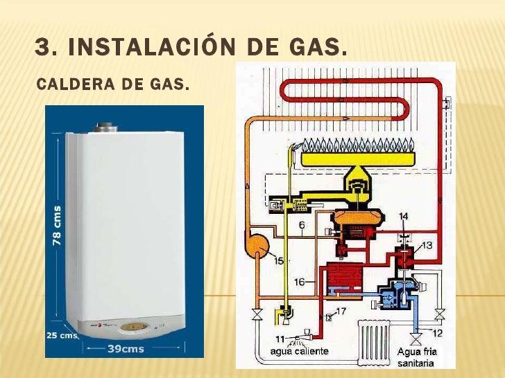 Instalaci n de gas - Instalacion calderas de gas ...