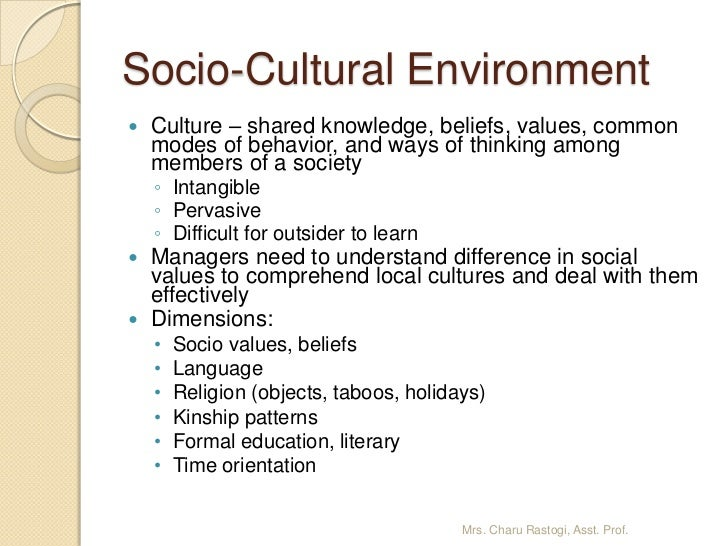socio cultural dimensions of project management What is the meaning of socio cultural dimension save cancel already exists would you like to what are technical and socio-cultural dimensions of project management a socio-cultural background refers to being aware of who you are in regards to your culture and your part of society.