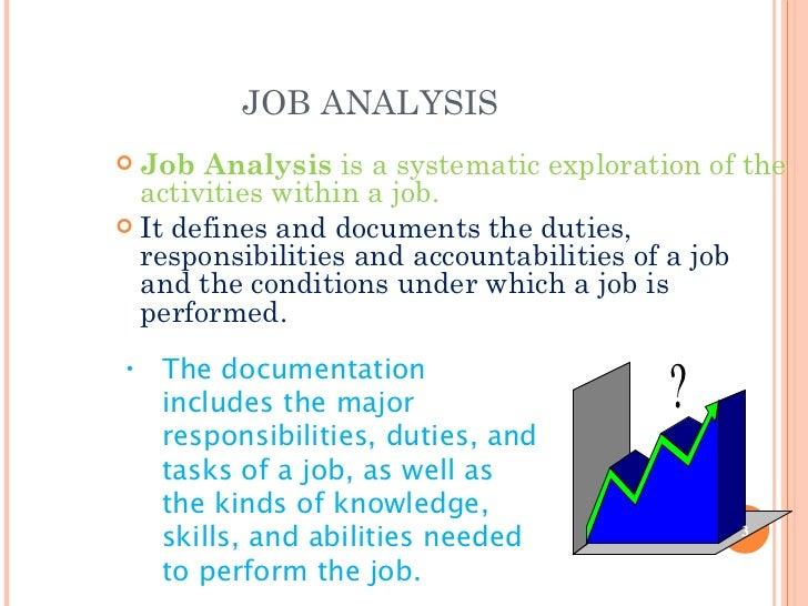 Chapter 3 job analysis Slide 3