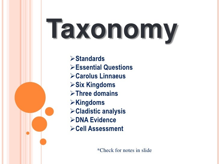 #3  ledesma taxonomy domains and kingdoms, classification of life