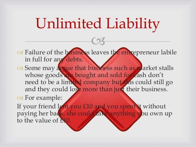3. limited v unlimited
