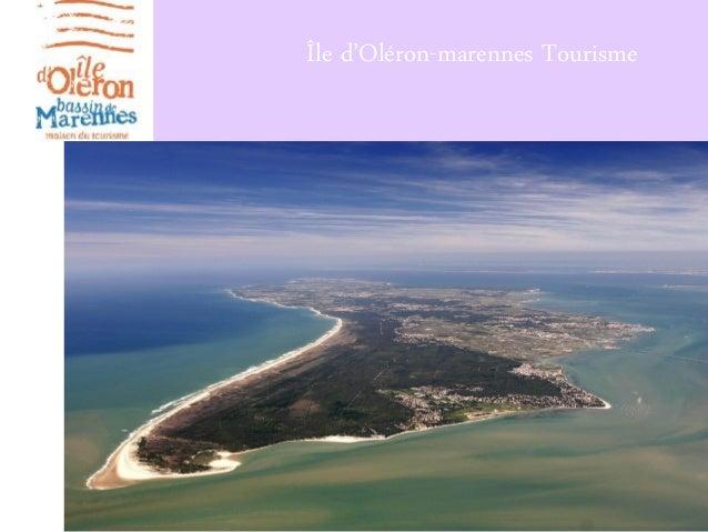 Île d'Oléron-marennes Tourisme