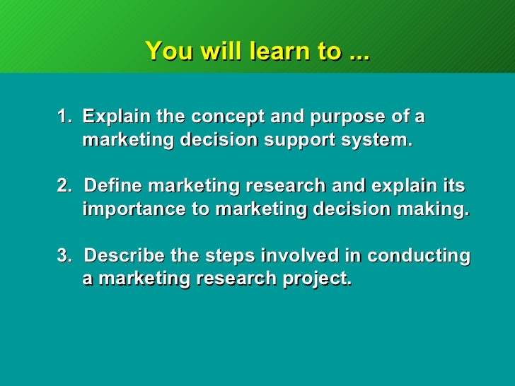 3 marketing research Slide 2