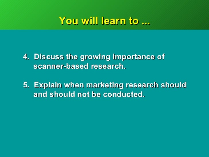 3 marketing research Slide 3