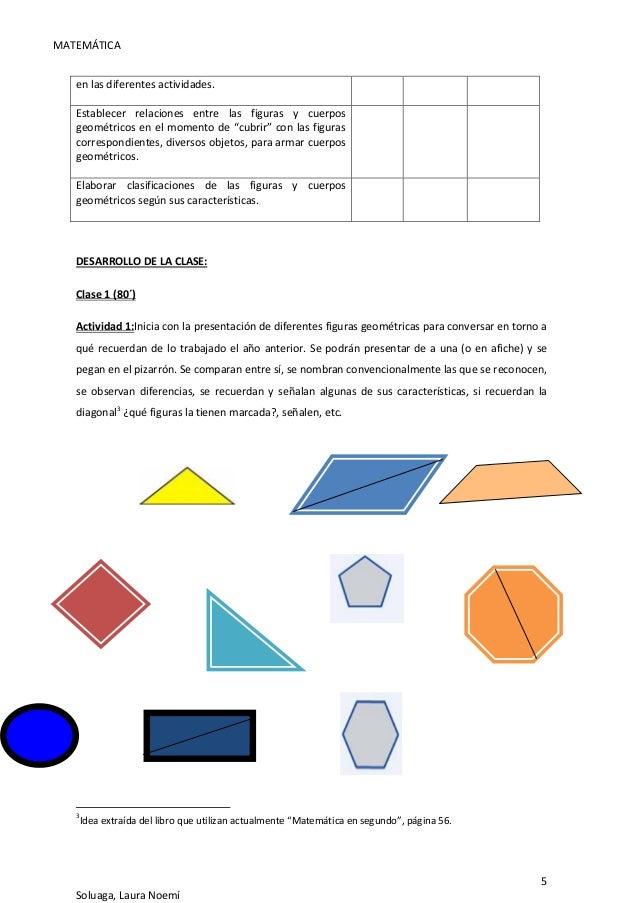 secuencia Matemática 2º grado