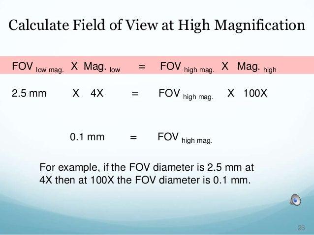 Biology-microscopy field of veiw.