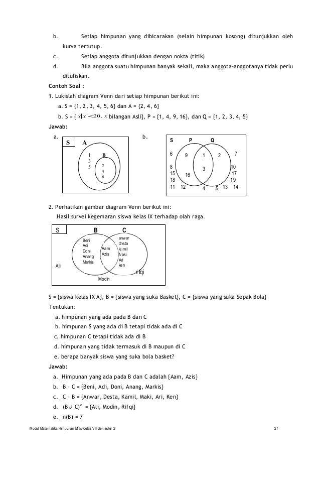 Diagram venn kelas 11 block and schematic diagrams 3 modul himpunan rh slideshare net funny venn diagrams printable venn diagram ccuart Image collections
